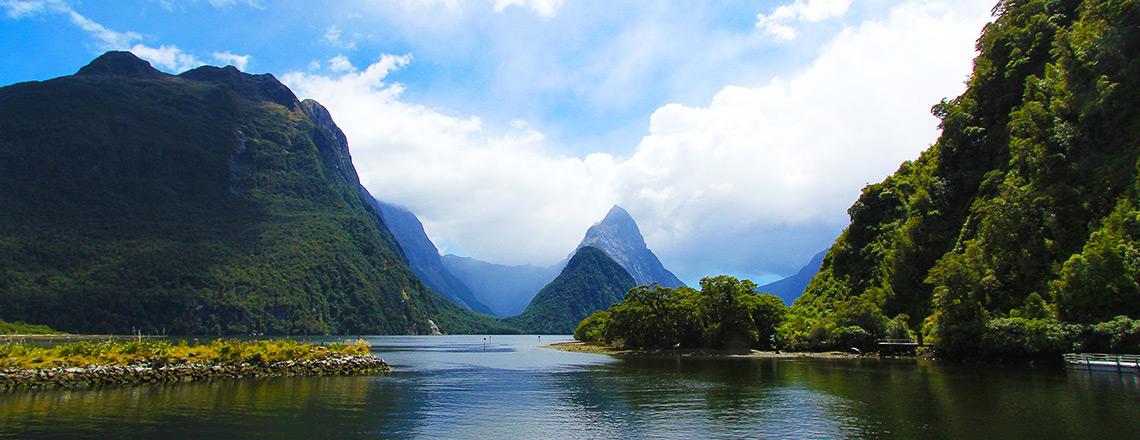 Bild aus Neuseeland